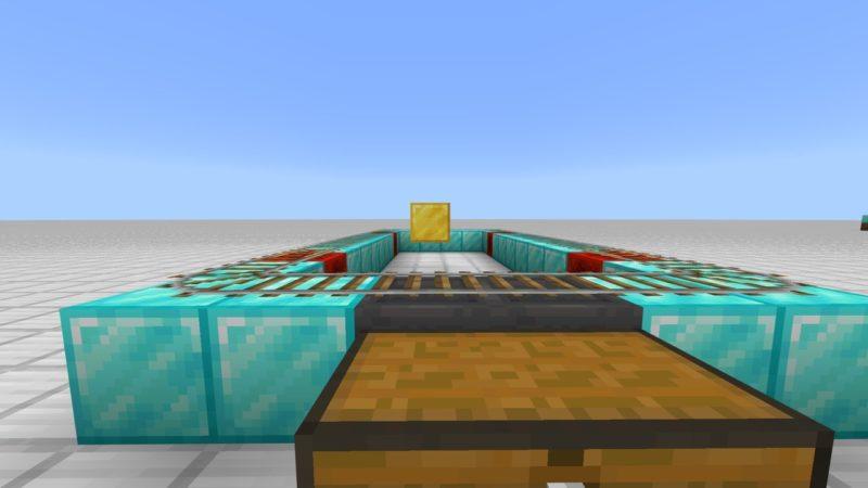 建築用ブロックの高さは2段目
