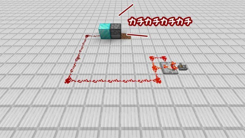 クロック回路の動作チェック