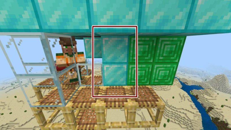 防止用ブロック