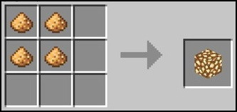 グロウストーンの作り方